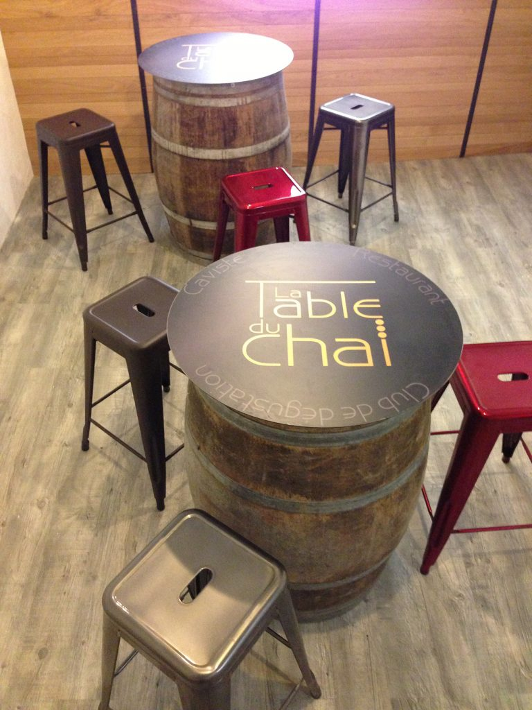 Table-chai