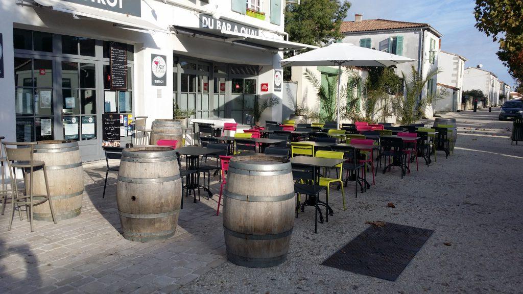 Le bar à quai 17 - 2017