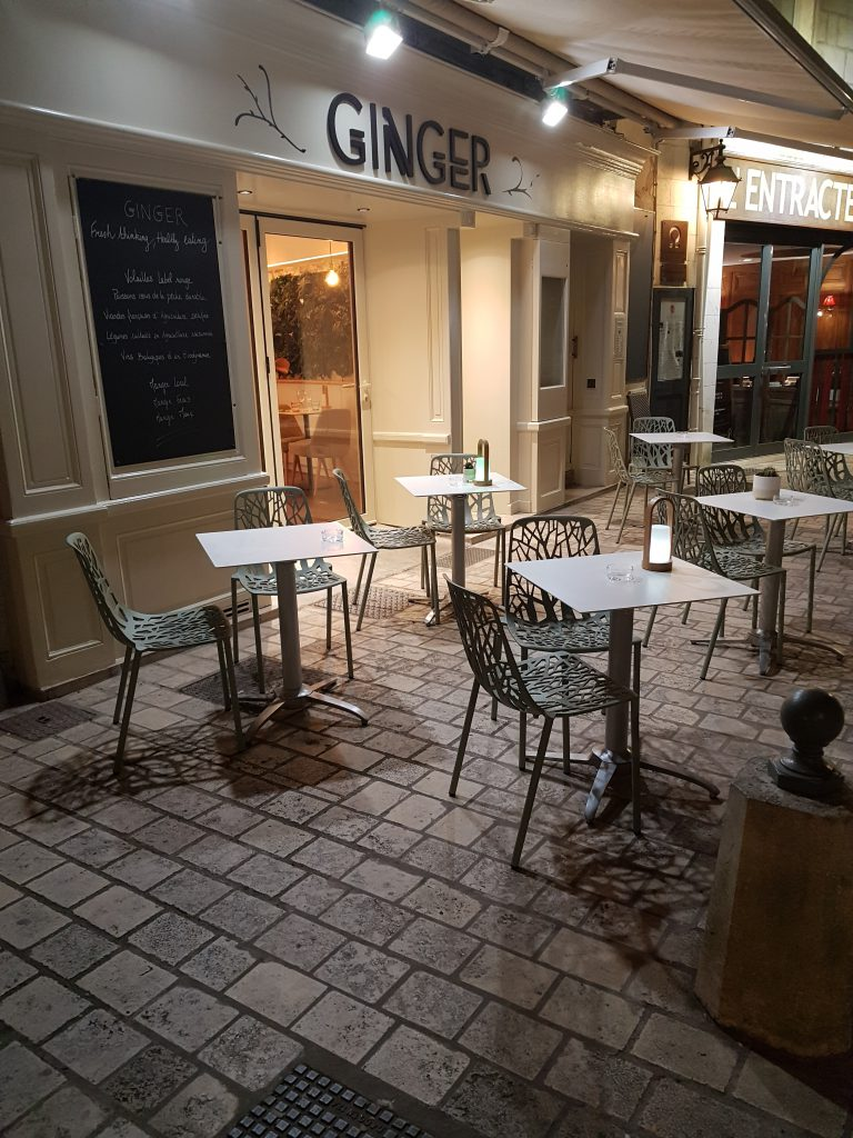 Restaurant ginger 3 - 17 - 2019
