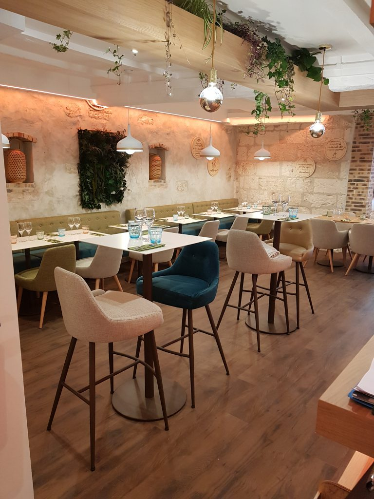 Restaurant ginger 7 - 17 - 2019
